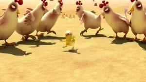 کارتون اسکار این داستان مرغ ها
