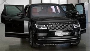 معرفی خودرو 2021 Land Rover Range Rover L
