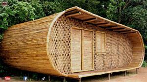 ساخت یه خونه جنگلی شیک و خفن