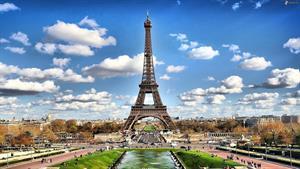 تصاویری دیدنی از شهر پاریس