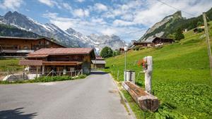 تصاویری زیبا و دیدنی از Gimmelwald سوئیس