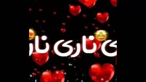 کلیپ عاشقانه ناری ناری برای وضعیت واتساپ