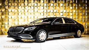 معرفی خودرو 2020 Mercedes Maybach S 650