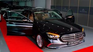 معرفی خودرو 2021 Mercedes Benz E Class