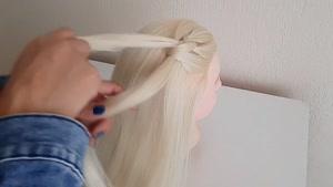 مدل موی زیبا برای مهمانی و عروسی
