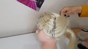 مدل موهای رسمی زیبا برای دختران