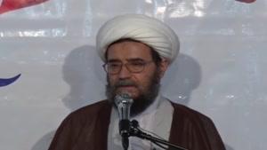 استاد غفاری ،امام خمینی رحمه الله : حفظ نظام مقدس جمهوری است