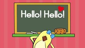 hello song - chicken