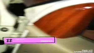 دستگاه مخمل پاش مخملپاش باگارانتی