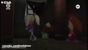 مجموعه ای از انیمیشن خانواده پوچز