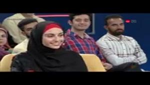 خندوانه 97 - جناب خان و ترلان پروانه | شوخی جناب خان با ترلان از دست ندید!