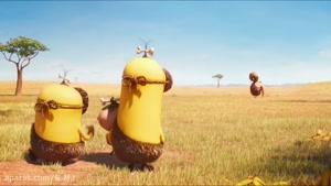 انیمیشن کوتاه مینیون ها