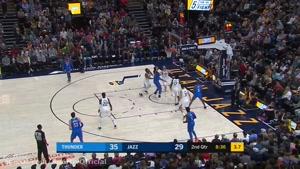 بهترین های کریس پال فوق ستاره ی اوکلاهاما سیتی تاندرز در NBA