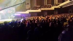 احمد مهرانفر و محسن تنابنده در کنسرت حسن ریوندی
