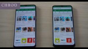 مقایسه گوشی موبایل مقایسه a70 با گوشی موبایل  a50