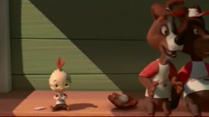 تریلر کارتون سینمایی Chicken Little به زبان انگلیسی