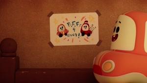 تریلر انیمیشن کمپ تابستانی کوری کارسون