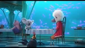 تریلر انیمیشن زیبای Sing به زبان انگلیسی