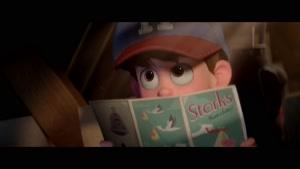 تریلر انیمیشن Storks به زبان انگلیسی
