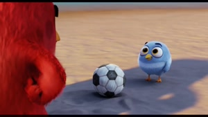 تریلر انیمیشن The Angry Birds Movie به زبان انگلیسی
