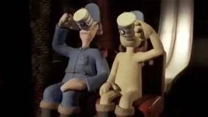 تریلر Wallace & Gromit به زبان انگلیسی