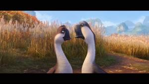 تریلر انیمیشن زیبای Duck Duck Goose به زبان انگلیسی