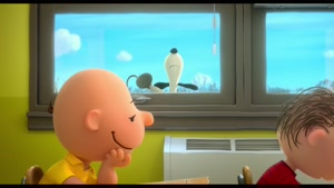 تریلر انیمیشن زیبای The Peanuts Movie به زبان انگلیسی