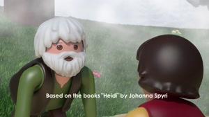 انیمیشن کوتاه Heidi Special - Spring is Here به زبان انگلیسی