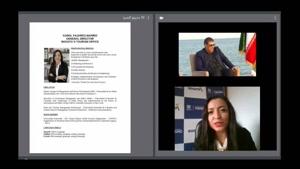 دعوت کلمبیا از پروفسور ملک زاده جهت تدریس تئوریMFT