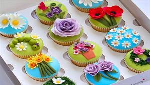 24 ایده خلاقانه برای تزیین کاپ کیک