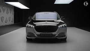 خودروی جدید Mercedes-Maybach S 680