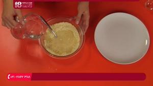 طرز تهیه ساندویچ گوشت و سبزیجات ایتالیایی