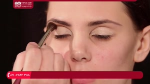 آموزش کشیدن خط چشم گربه ای | آرایش کامل صورت