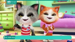 انیمیشن Dave and ava بهترین روش برای تقویت زبان کودکان