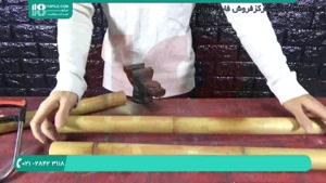 آموزش ساخت آبنما زیبا با استفاده از بامبو