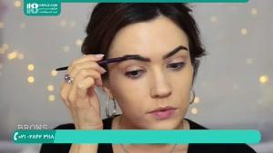 آموزش کامل آرایش صورت ( خط چشم و میکاپ صورت )
