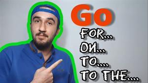 گرامر زبان انگلیسی:بهترین ترکیب ها با go