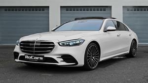 معرفی خودرو 2021 Mercedes S500