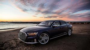 معرفی خودرو 2020 AUDI S8