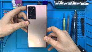 آموزش تعویض LCD گوشی نوت 20 الترا