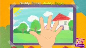 family finger songs