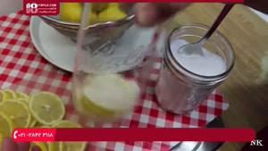 آموزش ترشی انداختن | طرز تهیه ترشی | طرز تهیه ترشی لیته ( تهیه ترشی لیمو )