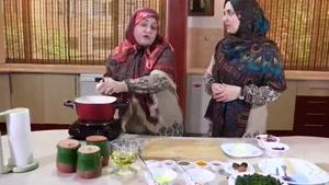 طرز تهیه قرمه سبزی رستورانی در خانه