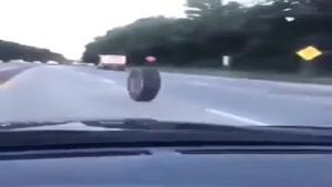 تصادف وحشتناک جاده ای