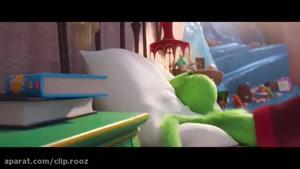 دانلود انیمیشن گرینچ The Grinch با دوبله فارسی