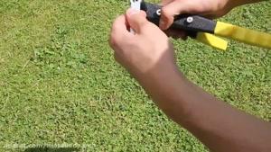 آموزش کار با دستگاه پرچ دستی - لیموتاپ مگ