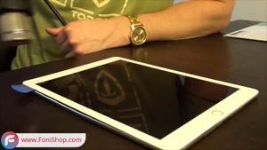 آموزش تعویض باتری iPad Air 2 - فونی شاپ