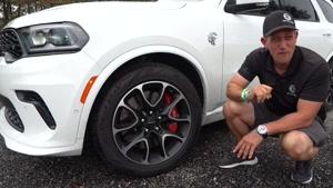 معرفی خودروی Dodge Durango SRT