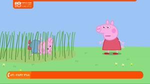 تقویت زبان انگلیسی کودکان با انیمیشن پپا پیگ