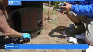 آموزش ساخت آبنما زیبا برای محوطه پارک